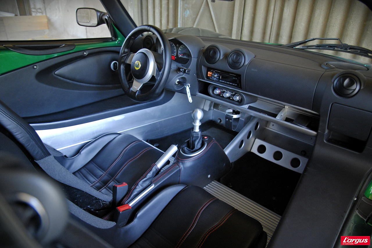 essai lotus exige s 2012 notre avis sur l 39 exige v6 photo 14 l 39 argus. Black Bedroom Furniture Sets. Home Design Ideas