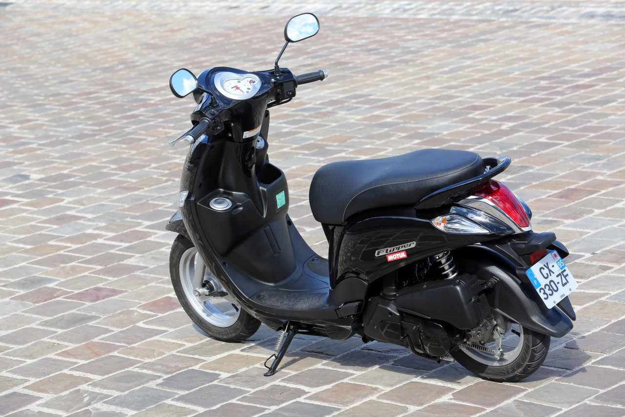 essai du scooter mbk 125 flipper photo 17 l 39 argus. Black Bedroom Furniture Sets. Home Design Ideas