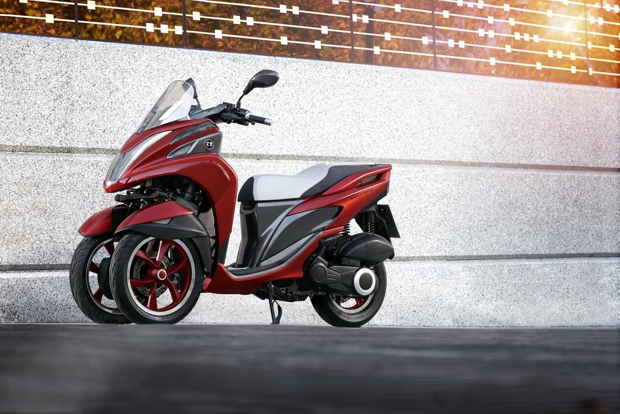 mbk 125 tryptik l 39 autre scooter trois roues fran ais l 39 argus. Black Bedroom Furniture Sets. Home Design Ideas