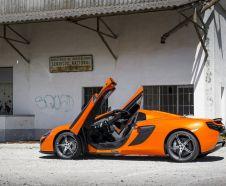 Essai McLaren 650S Spider : diff�rente, sid�rante