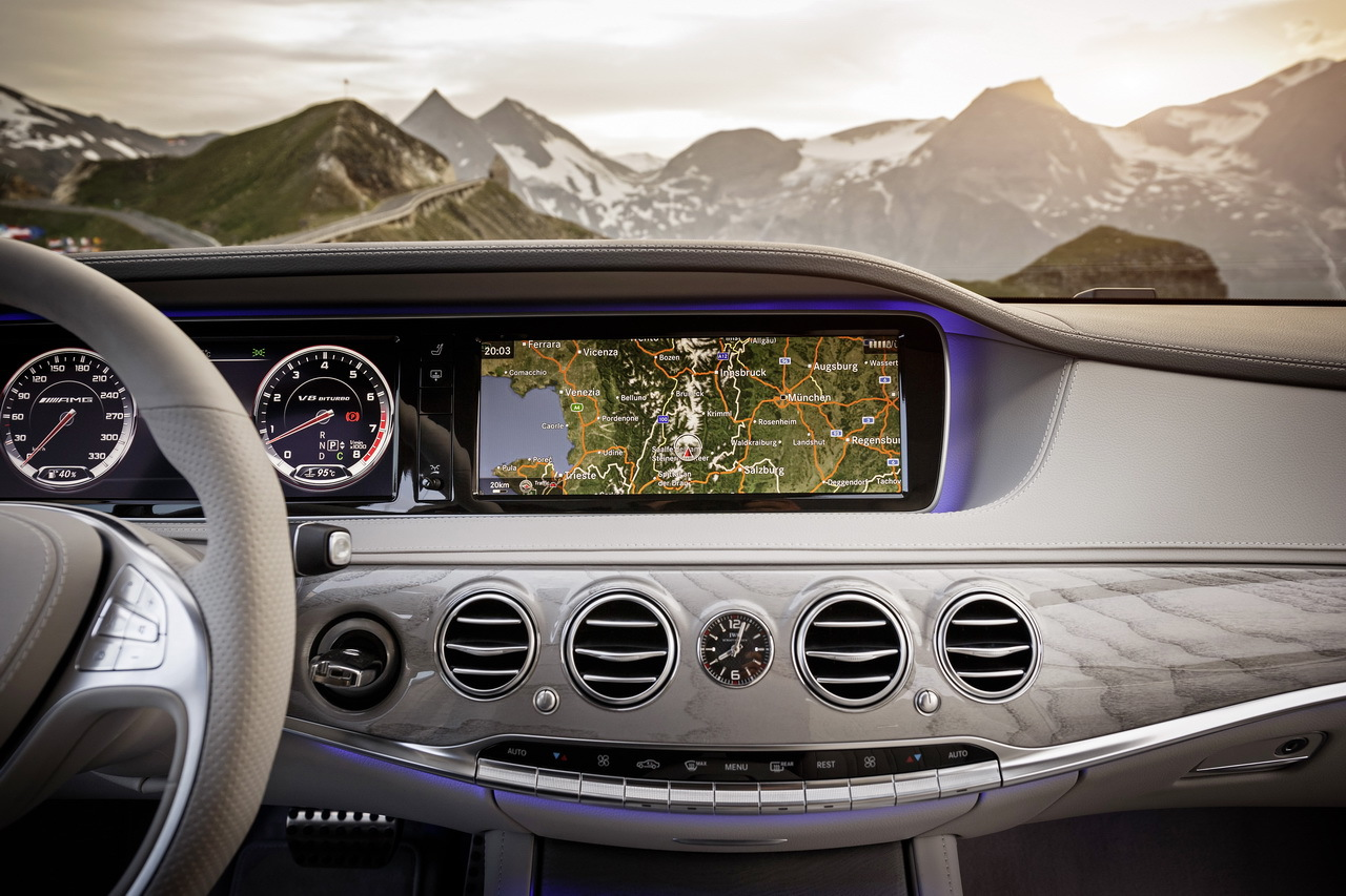 la limousine mercedes classe s 63 amg 4matic l 39 essai l 39 argus. Black Bedroom Furniture Sets. Home Design Ideas