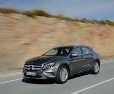 Le Mercedes GLA 200 CDI à l'essai