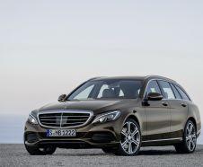 Mercedes Classe C : de gros moteurs au programme