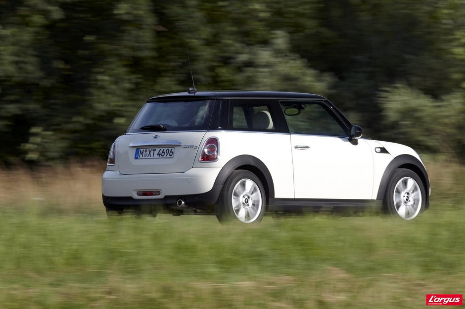 mini cooper d bye bye hdi photo 11 l 39 argus. Black Bedroom Furniture Sets. Home Design Ideas