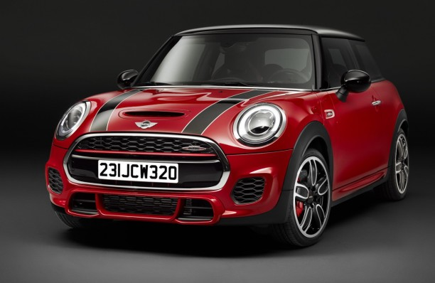 la nouvelle mini john cooper works 2015 d livre 231 ch l 39 argus. Black Bedroom Furniture Sets. Home Design Ideas
