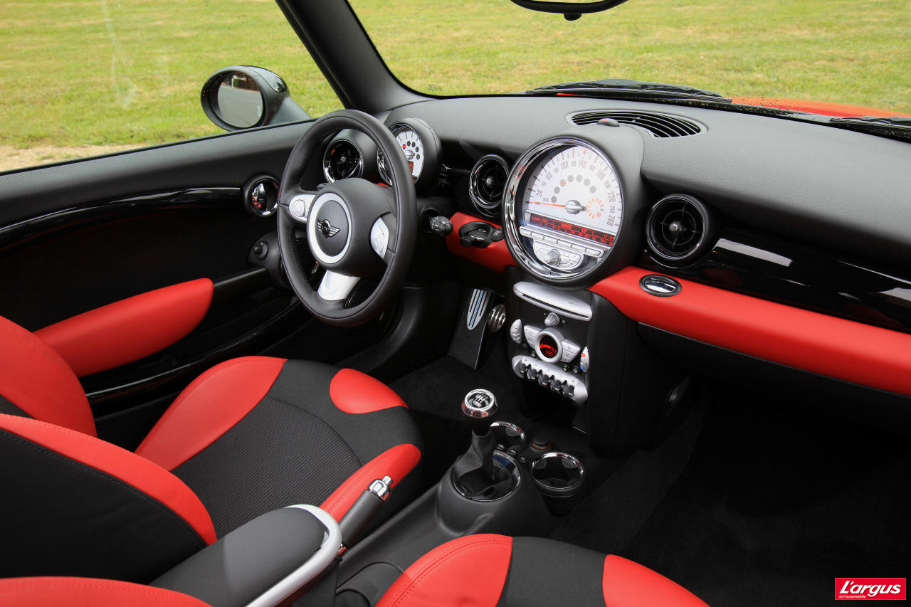 mini cooper s 184 ch efficiente attachante photo 4 l 39 argus. Black Bedroom Furniture Sets. Home Design Ideas
