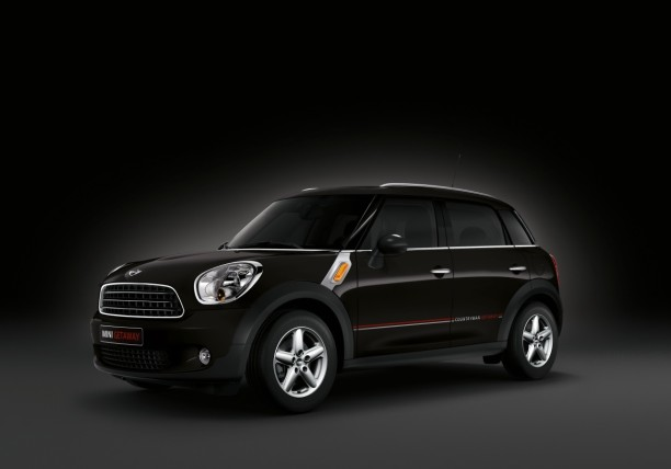mini countryman nouvelle s rie sp ciale getaway l 39 argus. Black Bedroom Furniture Sets. Home Design Ideas