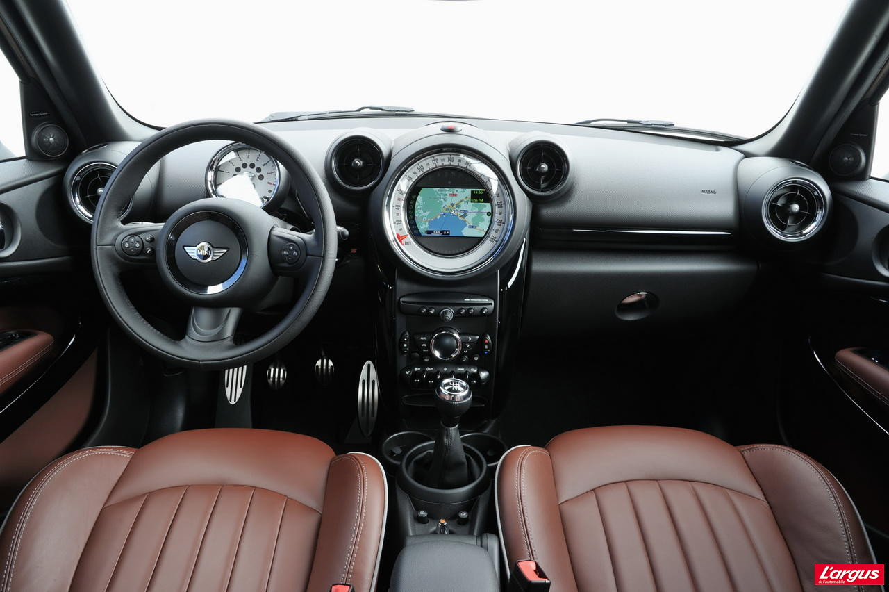 la mini paceman cooper s l 39 essai photo 20 l 39 argus. Black Bedroom Furniture Sets. Home Design Ideas
