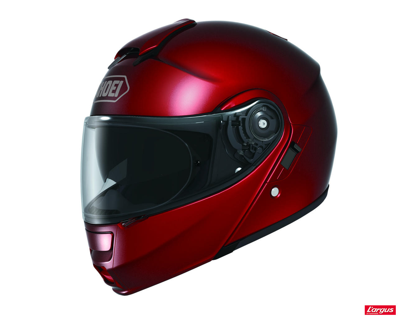salon de la moto 2011 casque shoei neotec l 39 argus. Black Bedroom Furniture Sets. Home Design Ideas