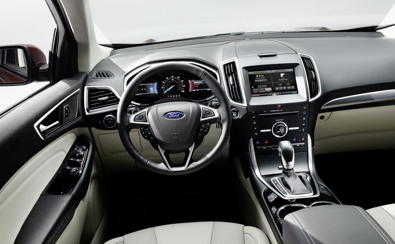 Ford Edge (2015) : il arrive en Europe et sera le grand ...