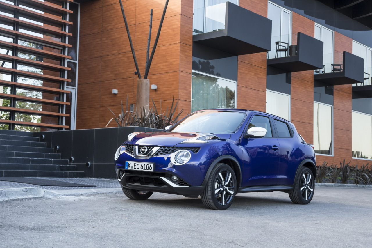 le nissan juke restyl 2014 l 39 essai photo 4 l 39 argus. Black Bedroom Furniture Sets. Home Design Ideas