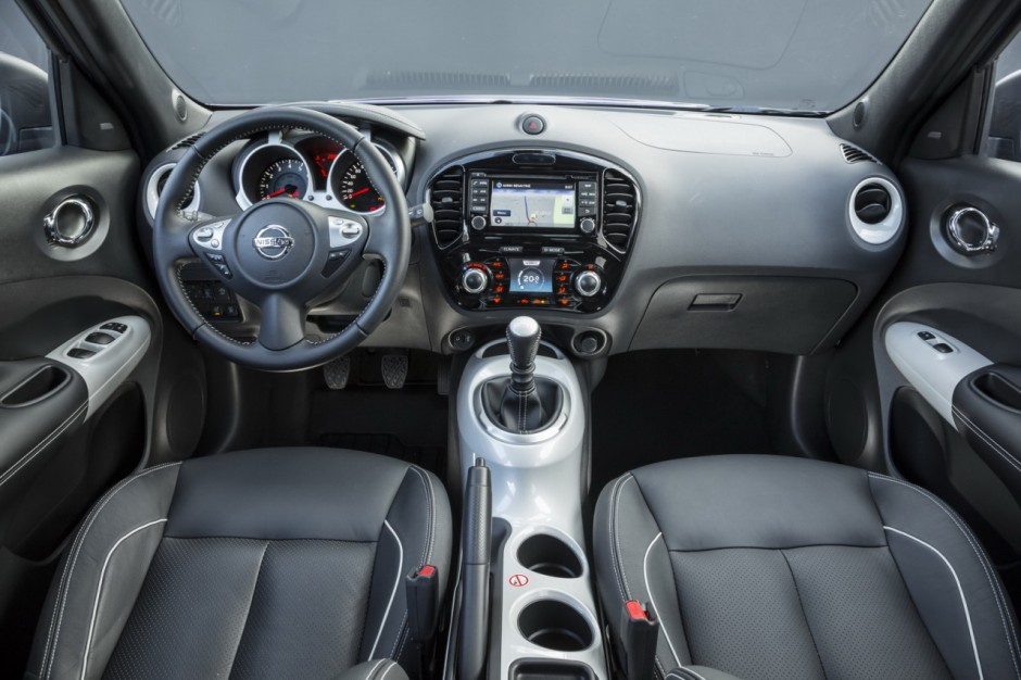 Le nissan juke restyl 2014 l 39 essai photo 10 l 39 argus for Interieur nissan juke