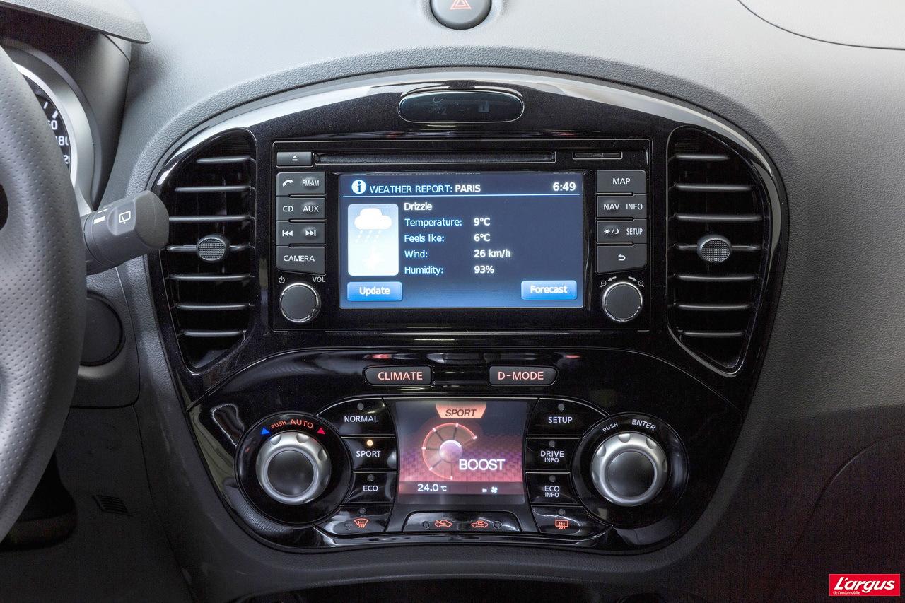 Juke Connect Edition Une S 233 Rie Sp 233 Ciale Avec Gps Et