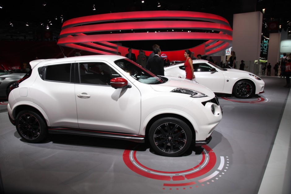 nissan juke nismo rs les prix et les infos photo 1 l 39 argus. Black Bedroom Furniture Sets. Home Design Ideas