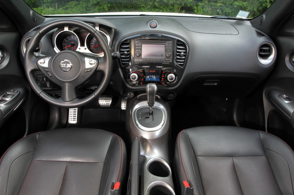 Un suv original peut avoir du succ s photo 7 l 39 argus for Interieur nissan juke