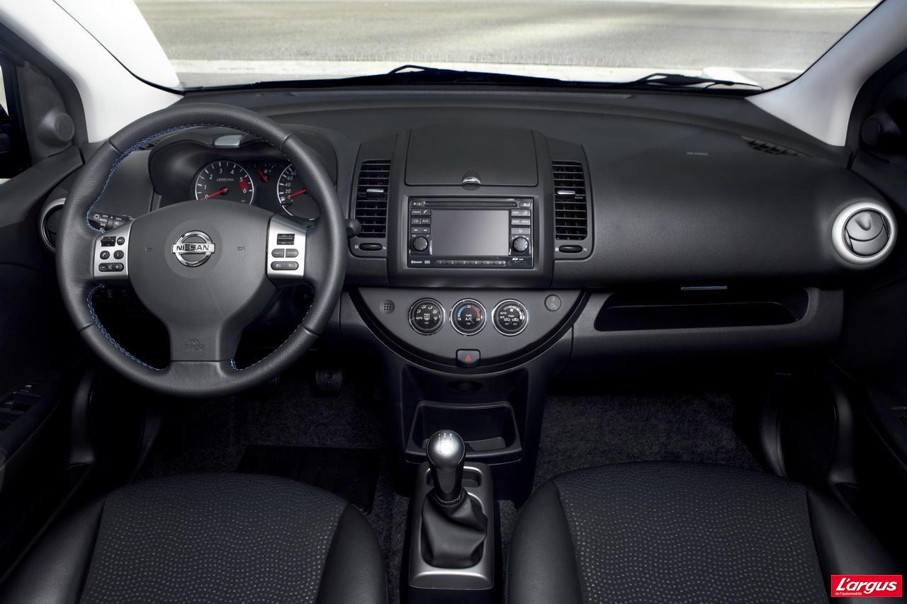 Nissan Note Evolution En Douceur Salon De Gen 232 Ve 2012