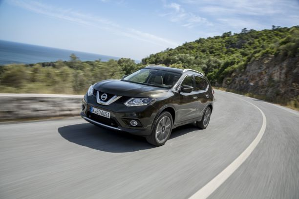 le nouveau nissan x trail 2014 l 39 essai l 39 argus. Black Bedroom Furniture Sets. Home Design Ideas