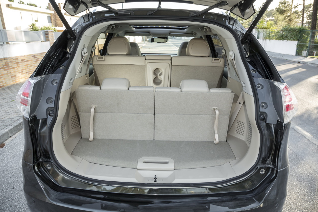 le nouveau nissan x trail 2014 l 39 essai photo 25 l 39 argus. Black Bedroom Furniture Sets. Home Design Ideas