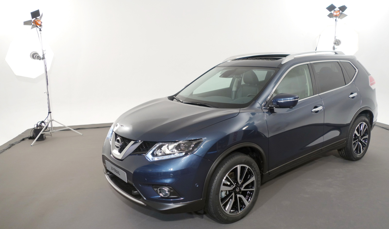 vid o nissan x trail un crossover 7 places partir de 27 700 photo 3 l 39 argus. Black Bedroom Furniture Sets. Home Design Ideas