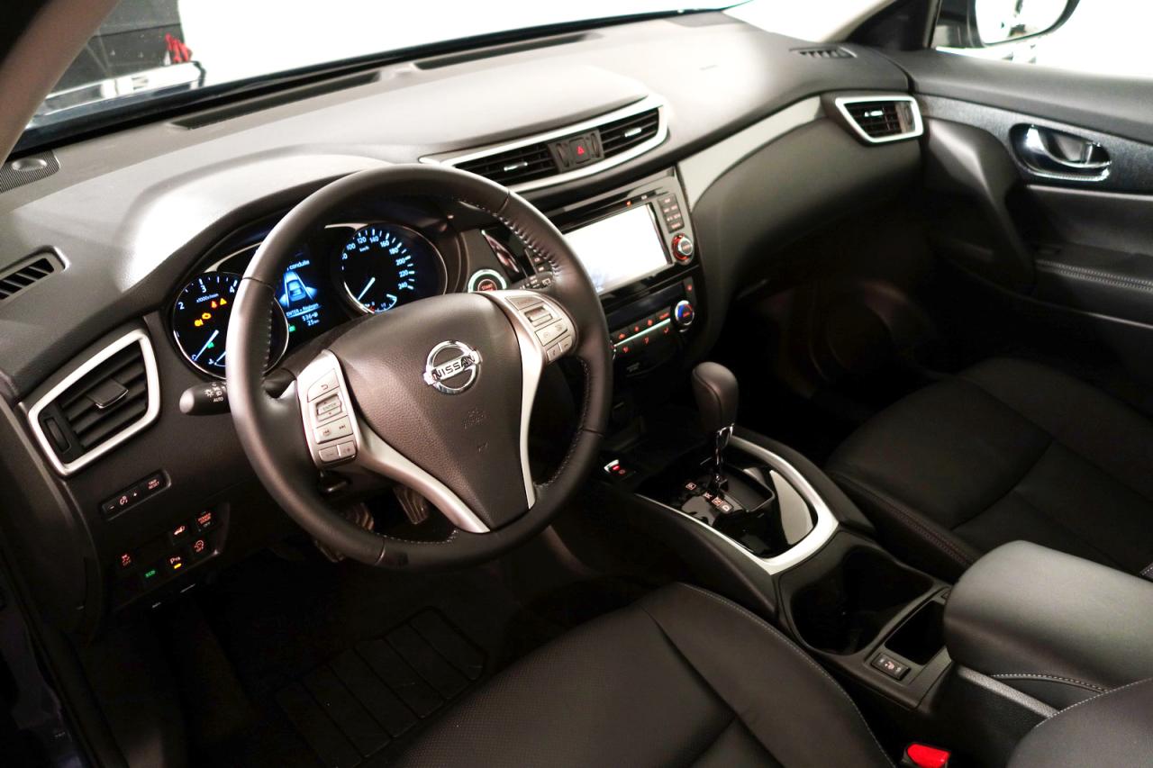 Vid 233 O Nissan X Trail Un Crossover 7 Places 224 Partir De