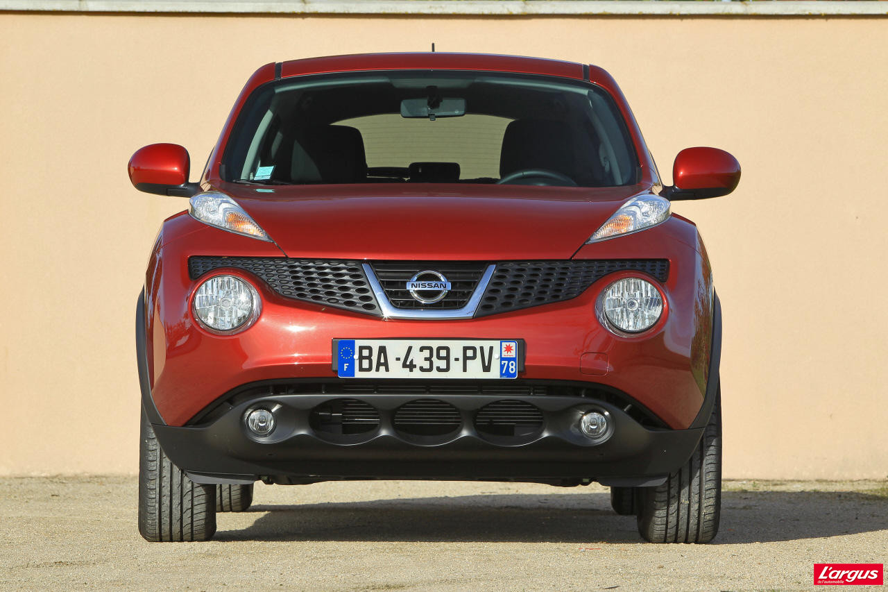 nissan juke 1 6 la version viter photo 7 l 39 argus. Black Bedroom Furniture Sets. Home Design Ideas