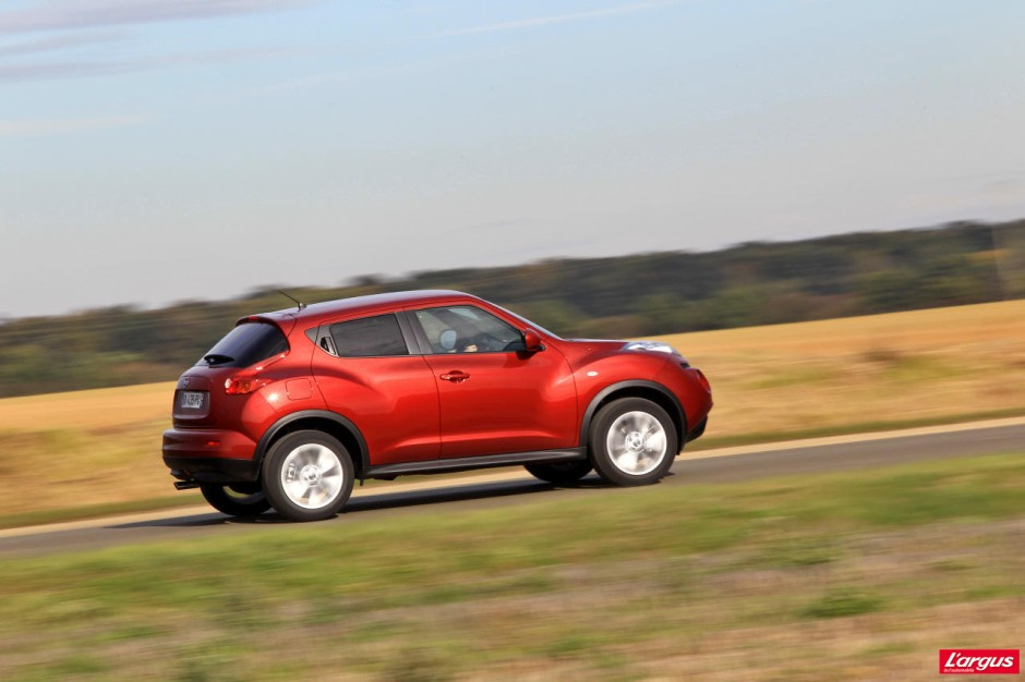 nissan juke 1 6 la version viter photo 13 l 39 argus. Black Bedroom Furniture Sets. Home Design Ideas