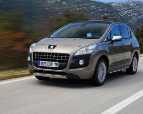 Peugeot 3008 Produit de synth�se