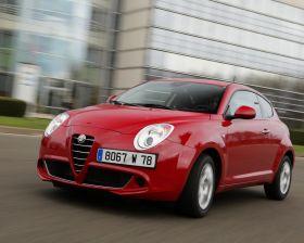 Alfa-Romeo MiTo Beauté imparfaite