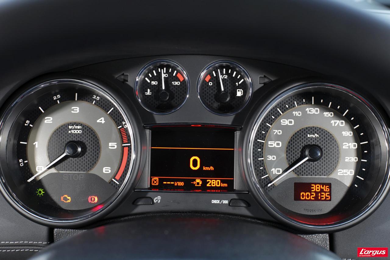 Peugeot rcz probleme moteur