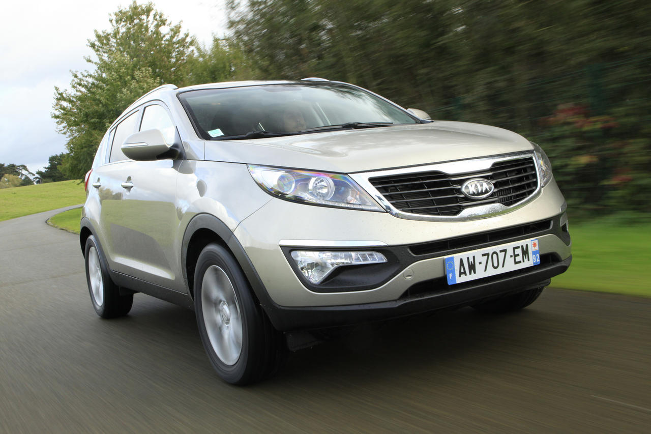 Kia sportage 4x2 2 0 crdi l 39 argus - Comparatif location vehicule utilitaire ...