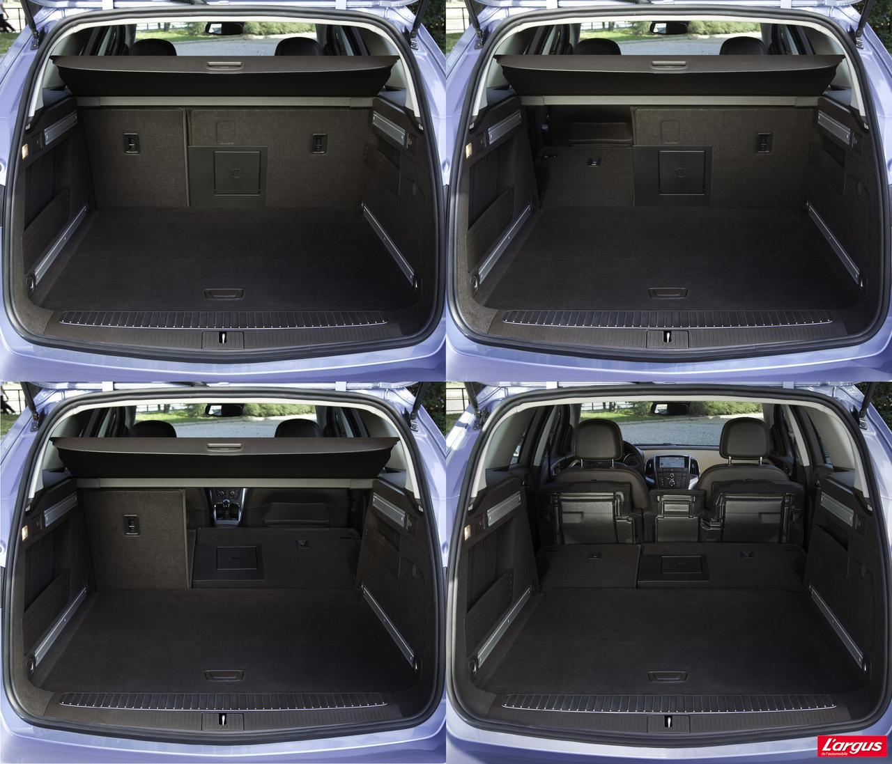 Opel Astra Sport Tourer 2.0 CDTI 160: Plus Sportif Que