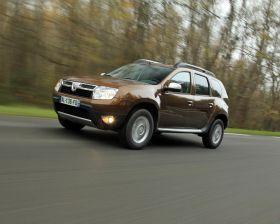 Dacia Duster Rustique et fiable