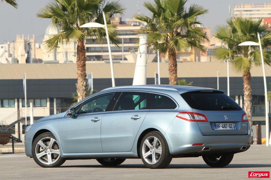 Voiture d'occasion : quelle Peugeot 508 acheter ? - Photo ...
