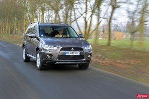 Mitsubishi Outlander : frein de parking défaillant