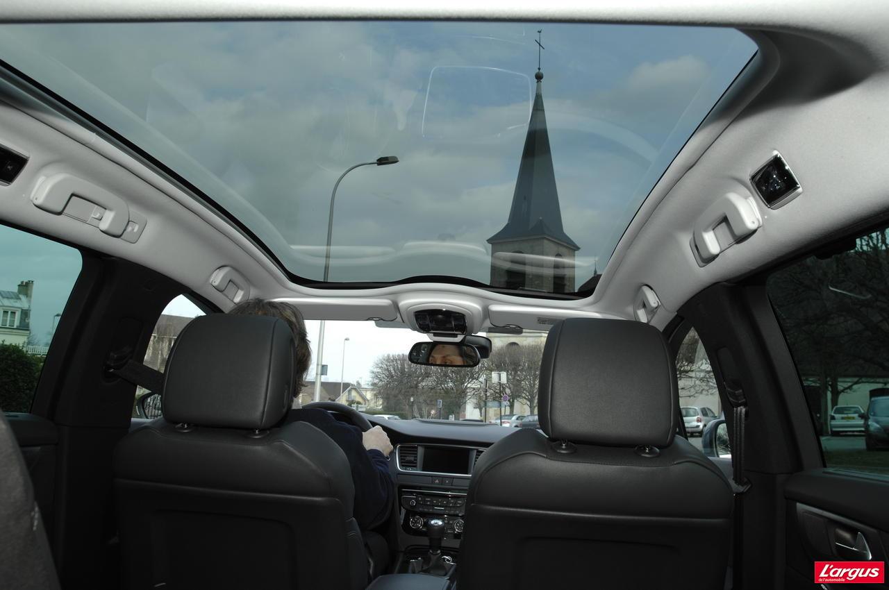 Peugeot 508 Sw Ou Renault Laguna Estate Le Retour Du