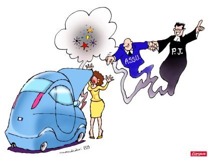 assurance protection juridique d fense de l 39 usager assurance automobile auto evasion. Black Bedroom Furniture Sets. Home Design Ideas