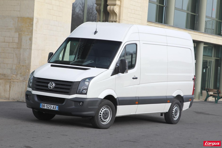 volkswagen crafter lu utilitaire de l 39 ann e photo 11 l 39 argus. Black Bedroom Furniture Sets. Home Design Ideas