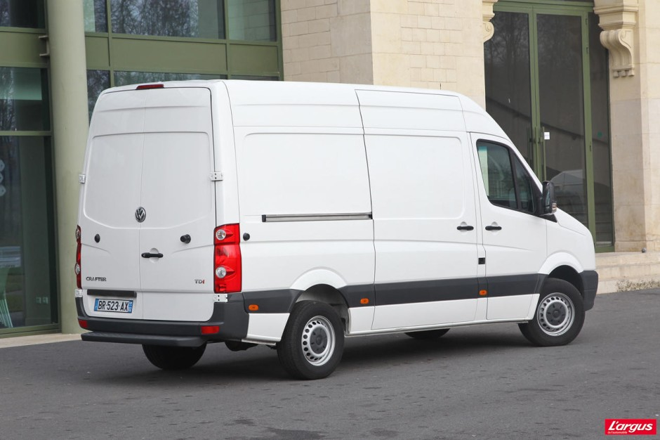 volkswagen crafter lu utilitaire de l 39 ann e photo 12 l 39 argus. Black Bedroom Furniture Sets. Home Design Ideas