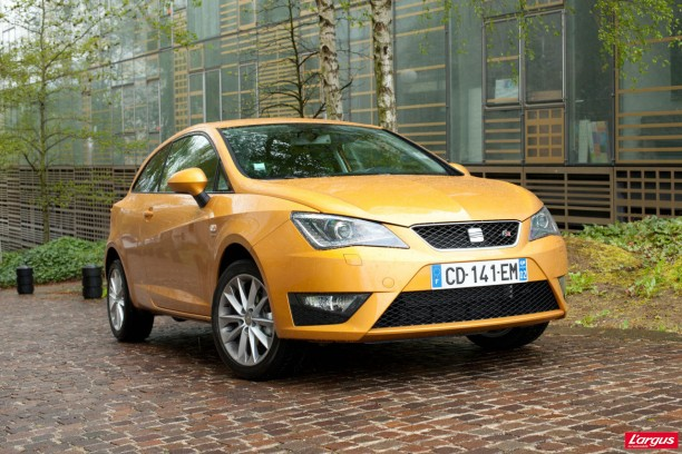 seat ibiza lancement d 39 une s rie sp ciale et quipement en hausse l 39 argus. Black Bedroom Furniture Sets. Home Design Ideas