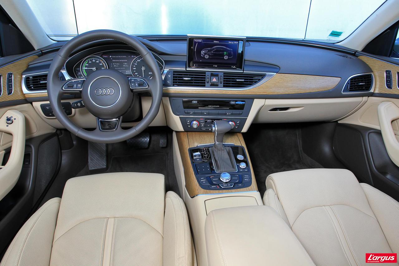 audi a6 l 39 hybride mieux que le diesel photo 14 l 39 argus. Black Bedroom Furniture Sets. Home Design Ideas