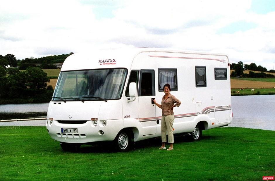 le march du camping car se porte bien en france photo 2 l 39 argus. Black Bedroom Furniture Sets. Home Design Ideas