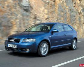 Audi A3 II Aveux de faiblesses