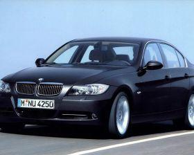 BMW Serie 3 V (E90) Plaisir routier