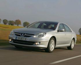 Peugeot 607 Le talent ne suffit pas