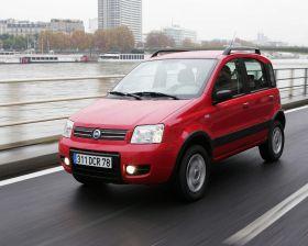 Fiat Panda II Une citadine vieillissante