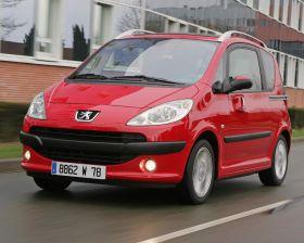 Peugeot 1007 Une citadine gadget