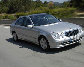 Mercedes-Benz Classe E III (W211) Une �toile ternie