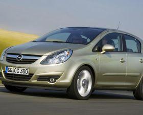Opel Corsa IV Un cran en dessous