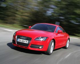 Audi TT II En toute tranquillité