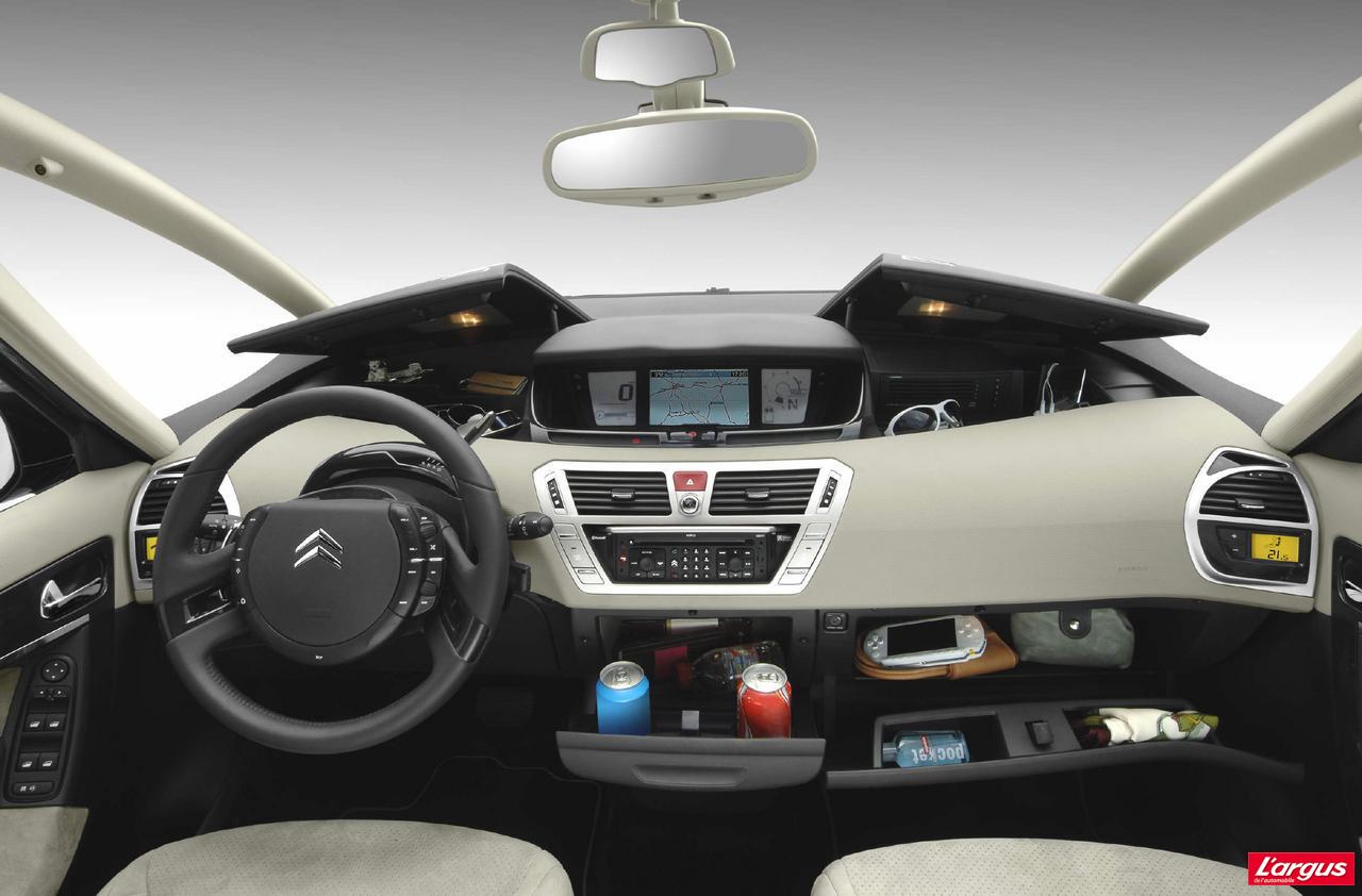 Citroën C4 Picasso Vie à bord